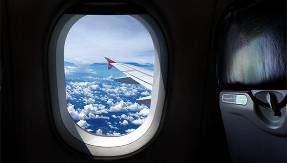 你或许不知道,将这些窗户的形状从方形改成圆形却是商业航班中最重要