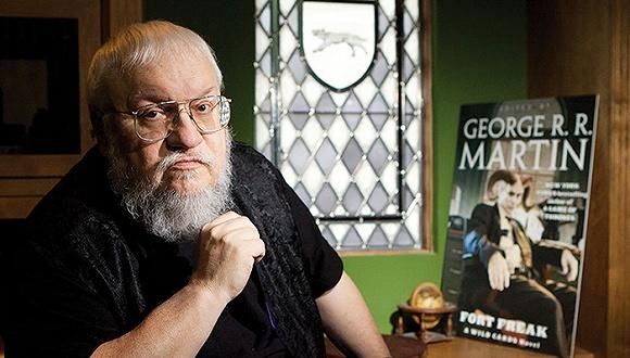 <b>【FT中文网】用五年完成了《权力的游戏》 现在乔治·马丁已变成了一个小产业</b>