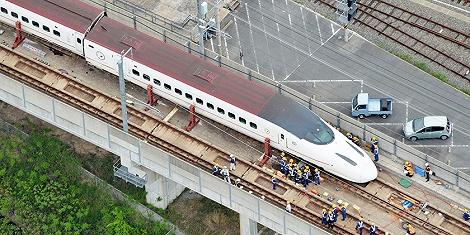 """日本在新加坡推介新干线 担心被""""中国规格""""挤出东南亚市场"""