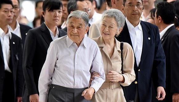 """两百年来首位?日本明仁天皇表明生前退位""""强烈意愿"""""""