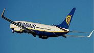 """票价低廉一年运送一亿人次旅客 瑞安成了世界上""""最受欢迎航空公司"""""""