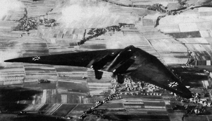 """二战时纳粹德国的""""黑科技""""战争机器"""