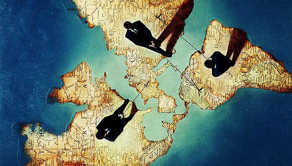 全球哈���d_德银:全球化已进入死胡同