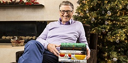 曾经的世界首富比尔·盖茨今年最喜欢读什么书?