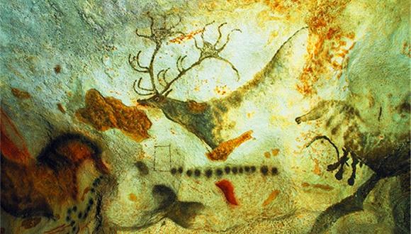 并非狐狸洞穴 在1940年极具纪念意义的一天里,在法国多尔多涅省几处