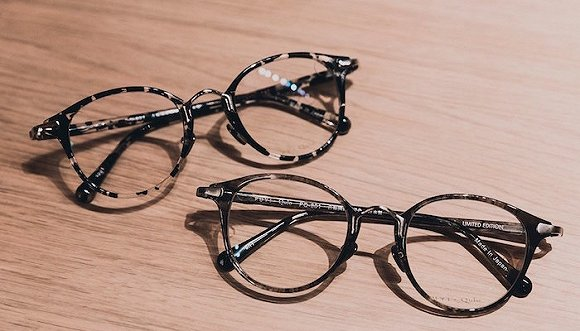 Qulo x 溥仪眼镜联名限量系列 将400年墨水融入镜架