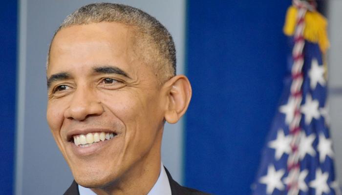 奥巴马:如果上天再给我一次机会一定掀翻特朗普图片