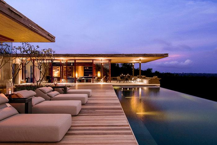 巴厘岛 5 个顶级豪华别墅,满足你关于精致假期的所有想象