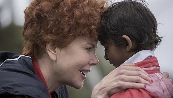 """""""我们心灵相通,""""妮可基德曼说,""""不论是作为女人还是作为母亲都是如此.图片"""