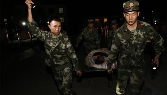 九寨沟地震已致9人遇难135人受伤
