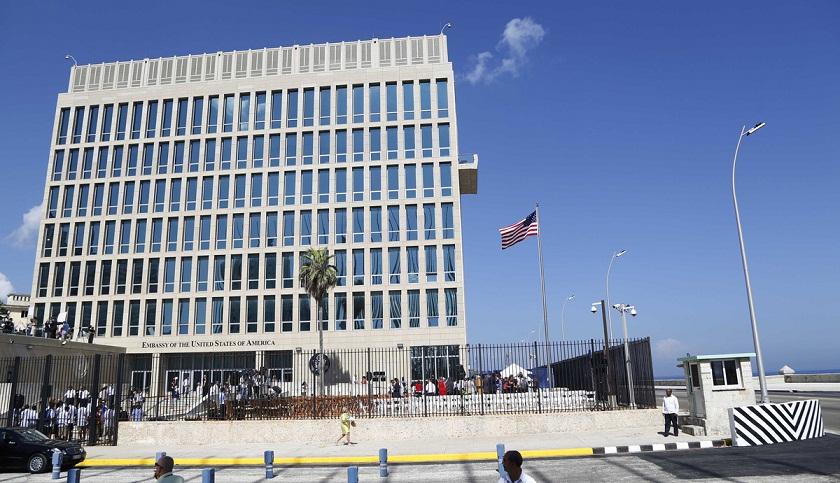 【天下头条】特朗普政府考虑关闭驻古巴大使馆