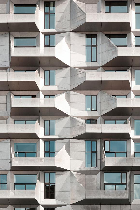 哥本哈根最新的標志性建筑 是個幾何體形狀的谷倉|行業新聞-江蘇政泰建筑設計有限公司