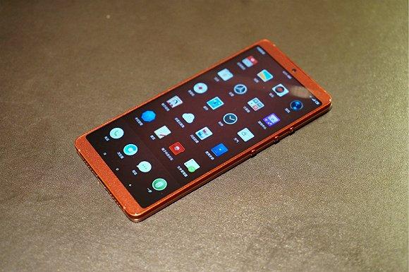 坚果Pro 2体验 2000元的 全面屏 手机图片