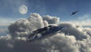 光五角大楼神秘UFO计划 科幻小说成了科学事实图片