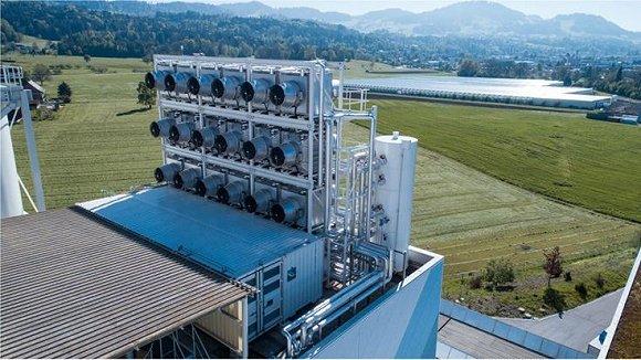 【工業之美】全球首個商業化碳捕集公司 一年可捕集500立方米樹木吸收的二氧化碳