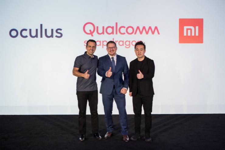 小米與Oculus聯合推出VR一體機 依舊主打性價比