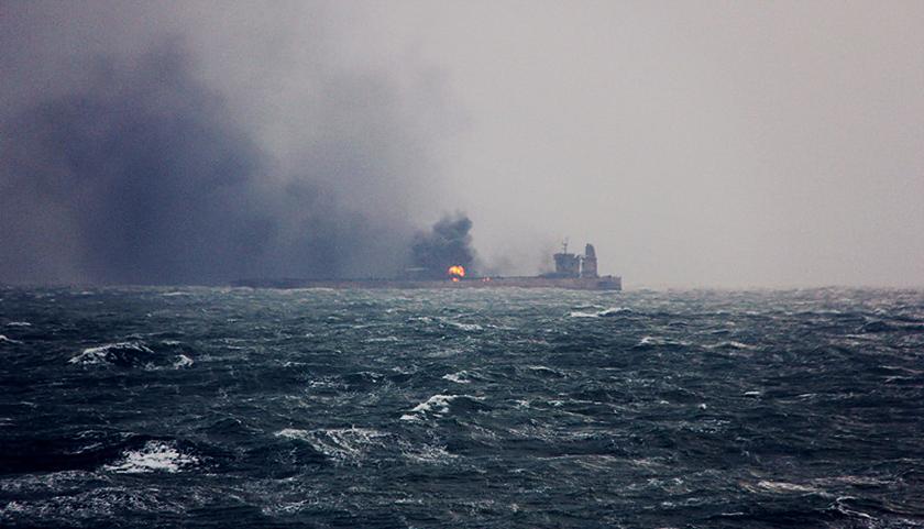 「桑吉」輪或對東海爆燃事故負有主要責任
