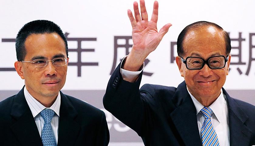 長和系接班人李澤鉅:更像一個CFO,綁架陰影仍在