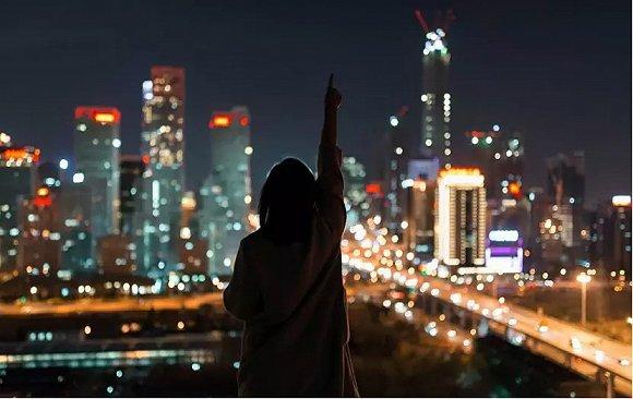 赞美南京风景图