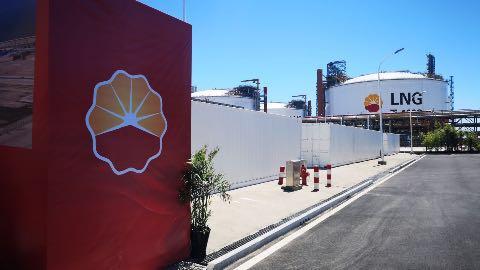 首批北极气将被注入中石油的江苏如东lng接收站,用于西气东输管道