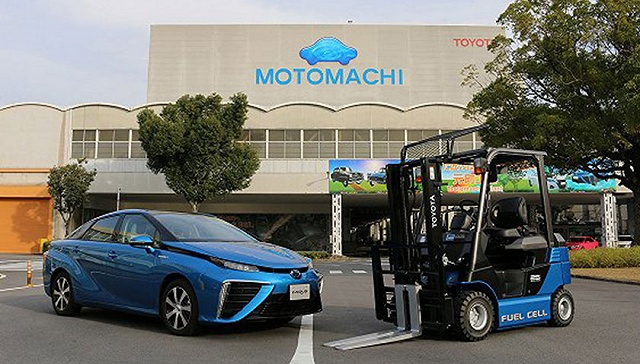 绅宝将不了氢电池燃料汽车规模?丰田x55突然开扩大门图片