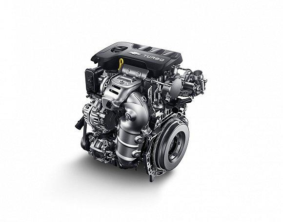 在发动机结构设计上,上汽通用汽车全新一代ecotec 1.0t/1.图片