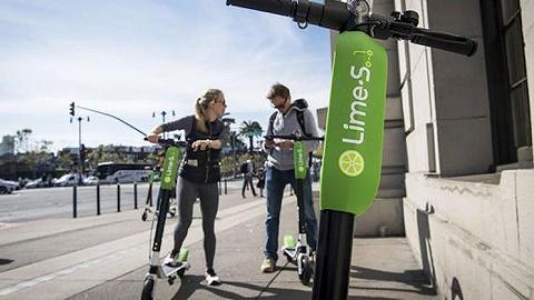 兩年融資數億 但滑板車創企Lime和Bird想要更多資金