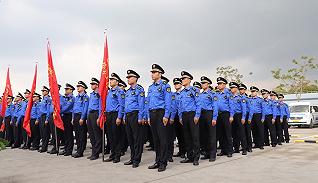 進博會倒計時20天| 上海開展城管執法保障應急演練