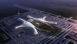 【圖集】成都天府國際機場內部設計亮相, 預計2020年投用