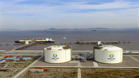 中國首個民營大型LNG接收站投入商業運營