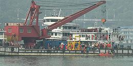 重慶公交墜江事故已發現9名遇難者 其中7名已救撈上岸