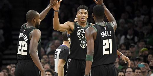 雄鹿憾負凱爾特人破不敗金身 但他們已是NBA10月最強隊