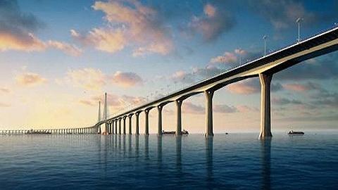 海南鋪前大橋主橋合龍,促進瓊北交通一體化