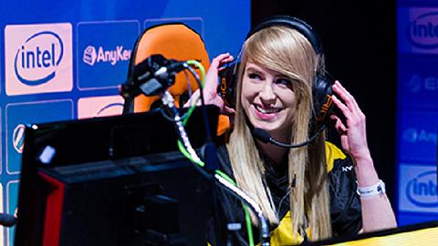 【电子竞技·来自欧洲的声音②】如何鼓励更多女性玩电竞?