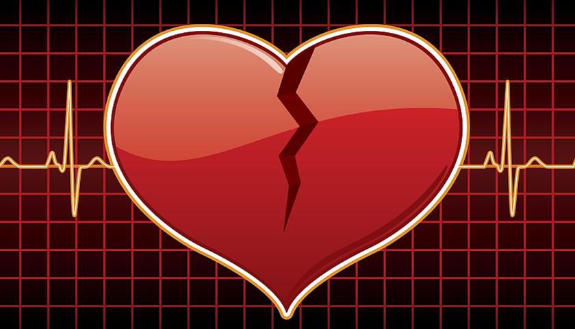 悲伤过度真的会心碎:新研究揭示大脑功能与心肌病的关系图片