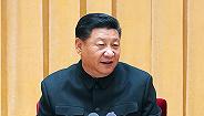 国家主席习近平在出席解放军和武警部队代表团全体会议