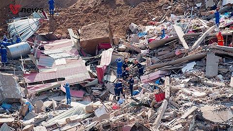 全球多地发生大型自然灾害:我国山西乡宁山体滑坡已致10人死亡,仍有10人失联