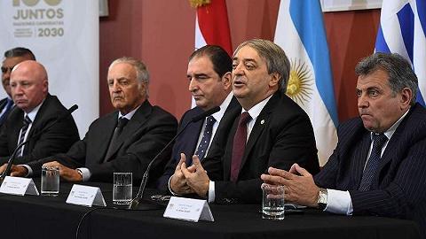 阿根廷、烏拉圭、巴拉圭、智利將聯合申辦2030足球世界杯