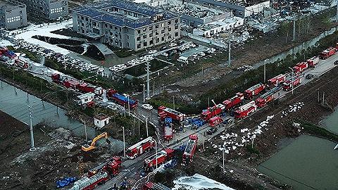 响水爆炸事故波及周边16家企业,相关化工产品价格将受影响