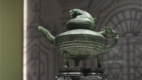 意大利返還796件套中國文物藝術品