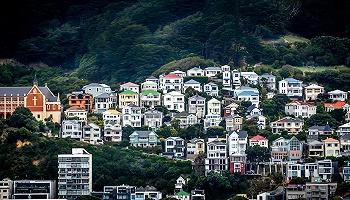 """新西兰哪里还有""""可承受住宅区""""?房地产市场地图清晰显示"""
