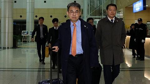 撤离三天后,朝方部分人员返回韩朝共同联络事务所工作
