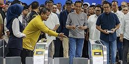 籌備34年終于迎來首條地鐵,印尼公共交通要想改造不容易