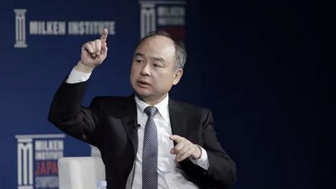 孙正义:软银早年因差钱错失收购亚马逊30%股份的机会