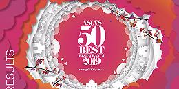亚洲50最好餐厅榜单新鲜发布,新加坡Odette荣登第一名