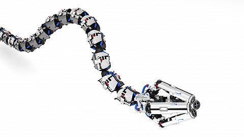 【工业之美】这些可救灾、考古的蛇形机器人,还能钻进病人口中实施手术