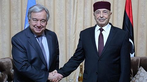 利比亚冲突再起,联合国呼吁克制寻求对话