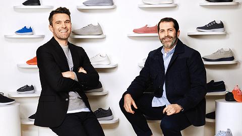 新西兰国脚创业做鞋,Allbirds终于红进了中国市场