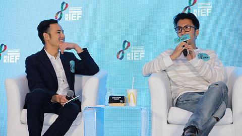 专访英皇集团杨政龙:香港如?#38395;?#25481;创业难的历史包袱?