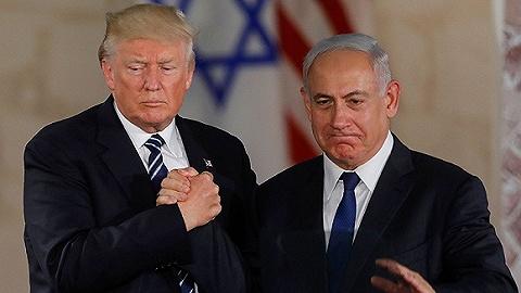 """为答谢支持领土主权,以色列将命名戈兰高地一定?#25317;?#20026;""""特朗普"""""""